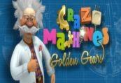 Crazy Machines: Golden Gears Steam CD Key