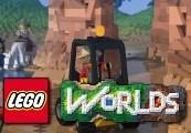 LEGO Worlds US PS4 CD Key