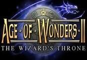 Age of Wonders II: The Wizard's Throne Steam CD Key