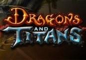 Dragons and Titans Arcfury Premium Bundle Key