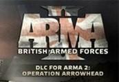 Arma II: British Armed Forces DLC Steam CD Key