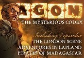 AGON - The Mysterious Codex (Trilogy) Steam CD Key