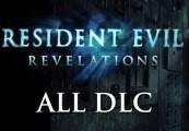 Resident Evil: Revelations All DLC Pack RU VPN Required Steam Gift