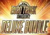 Euro Truck Simulator 2 Deluxe Bundle Steam CD key