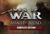 Men of War: Assault Squad 2 Gold Edition Steam CD Key