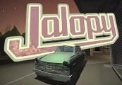 Jalopy - The Road Trip Driving Indie Car Game (公路旅行驾驶游戏) Steam Gift