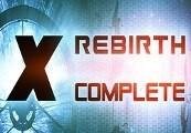 X Rebirth Complete Steam CD Key