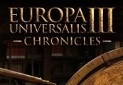 Europa Universalis III Chronicles Steam CD Key
