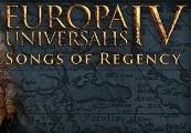Europa Universalis IV - Songs of Regency Pack RU VPN Required Steam CD Key