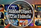 Hidden Object - 12 in 1 bundle Steam CD Key