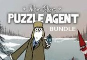Puzzle Agent Bundle Steam CD Key