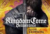 Kingdom Come: Deliverance Royal Edition PRE-ORDER Steam CD Key