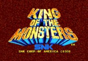 KING OF THE MONSTERS GOG CD Key