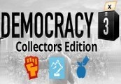 Democracy 3 Collector's Edition Steam CD Key
