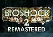 BioShock 2 Remastered RoW Steam CD Key