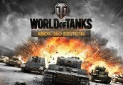 World of Tanks: Xbox 360 Edition - Combat Ready Starter Pack US Xbox 360 CD Key