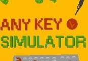 Anykey Simulator Steam CD Key