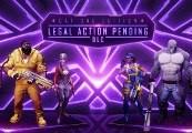 Agents of Mayhem - Legal Action Pending DLC Steam CD Key