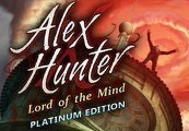 Alex Hunter - Lord of the Mind Platinum Edition Steam CD Key