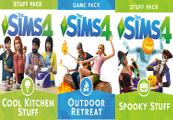 The Sims 4: Bundle Pack 2 EA Origin CD Key