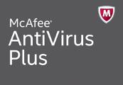 McAfee AntiVirus Plus 1 Year 1 PC