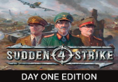 Sudden Strike 4 Day One Edition Steam CD Key