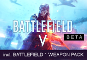 Battlefield V BETA Access incl. BF1 Weapon Pack Origin CD Key