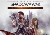 Middle-Earth: Shadow of War Definitive Edition Upgrade DLC Steam CD Key