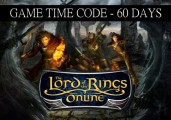 The Lord of the Rings Online 60 Days Prepaid Game Time Card EU