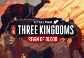 Total War: THREE KINGDOMS - Reign of Blood DLC EU (without UK) Steam CD Key