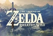 The Legend of Zelda: Breath of the Wild US Nintendo Switch Key