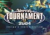 Unreal Tournament 2004: Editor's Choice Edition Steam CD Key