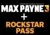 Max Payne 3 & Max Payne 3: Rockstar Pass Bundle Steam CD Key