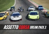 Assetto Corsa - Dream Pack 3 DLC Steam CD Key