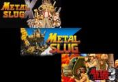 METAL SLUG Bundle Steam CD Key