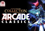 Anniversary Collection Arcade Classics Steam CD Key