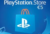 PlayStation Network Card €5 DE