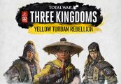 Total War: THREE KINGDOMS - Yellow Turban Rebellion EU Steam CD Key