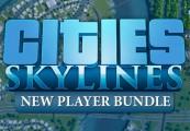 Cities: Skylines: New Player Bundle Steam CD Key