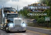 American Truck Simulator - Oregon DLC Steam CD Key