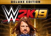 WWE 2K19 Deluxe Edition EU Steam CD Key
