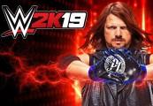 WWE 2K19 EU Steam CD Key