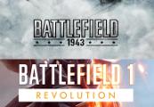 Battlefield 1 Revolution & Battlefield 1943 Bundle XBOX One CD Key