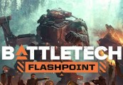 BATTLETECH - Flashpoint DLC EU Steam CD Key