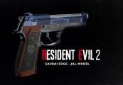 RESIDENT EVIL 2 / BIOHAZARD RE:2 - Deluxe Weapon Samurai Edge - Jill Model DLC Steam CD Key