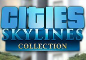 Cities: Skylines Collection Bundle Steam CD Key