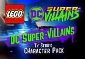 LEGO DC Super-Villains - TV Series Super-Villains Character Pack DLC EU PS4 CD Key