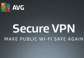 AVG Secure VPN Key (1 Year / Unlimited PCs)
