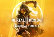 Mortal Kombat 11 and X Bundle Steam CD Key