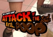 ATTACK OF THE EVIL POOP Steam CD Key